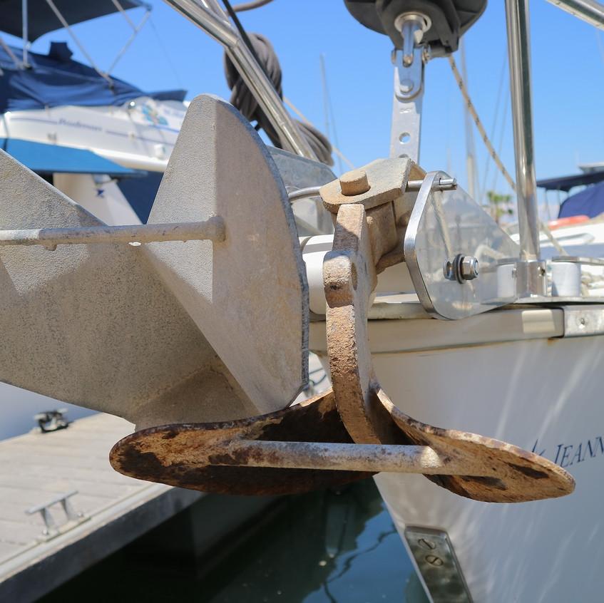 Delta & CQR anchors