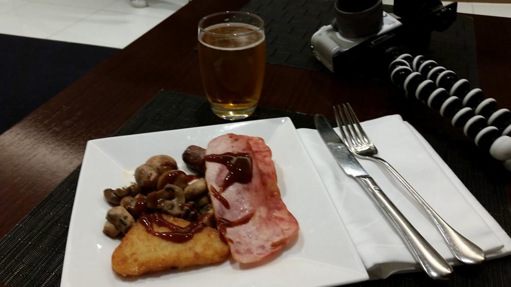 Breakfast & Beer as promised