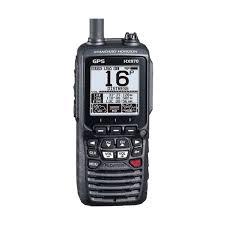 Standard Horizon HX870E VHF radio