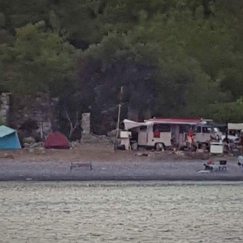 Kissebuku campers