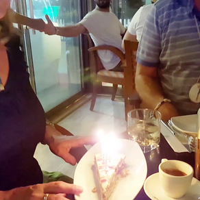 Barry's Blog #147 - A birthday girl and boat porn