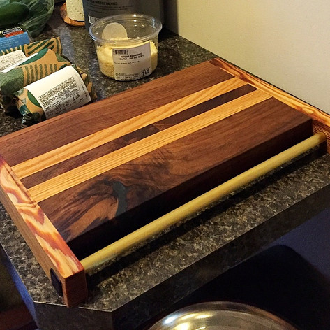 fivewoods cutting board