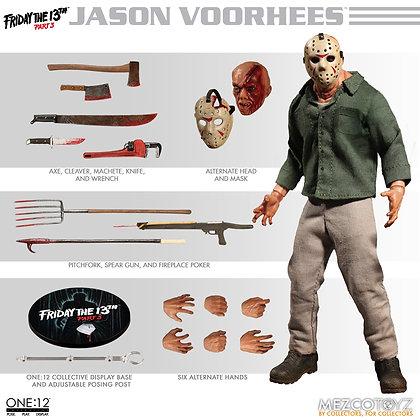 Jason Voorhees - One:12 - MEZCO