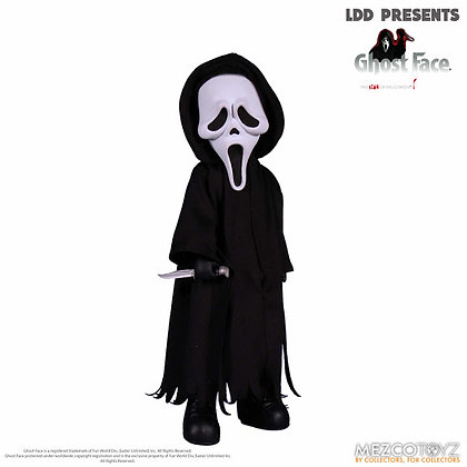 Ghostface - LDD - Mezco