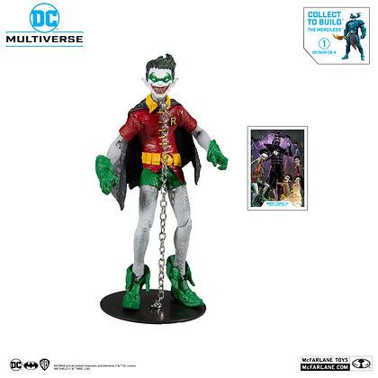 Robin Earth - 22 - Dark Knight Metal - McFarlane