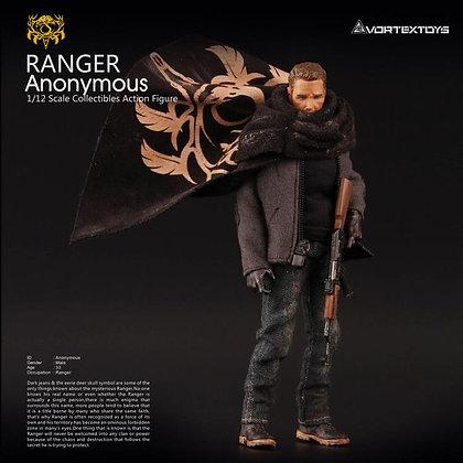 Ranger Anonymous 1/12 - Vortex Toys