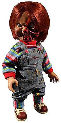 Talking Pizza Face Chucky - MDS Mega - Mezco