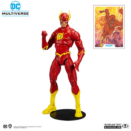 The Flash - Dc Comics- McFarlane