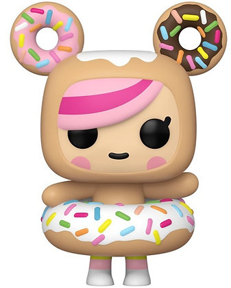 Donutella -TokiDoki - FunKo Pop