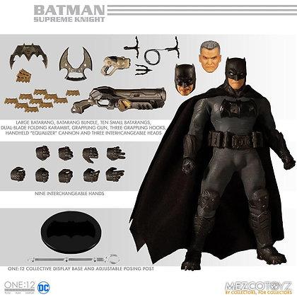 Batman Supreme Knight - One:12 - MEZCO