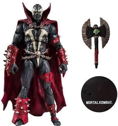 Spawn (Axe)- Mortal Kombat - McFarlane