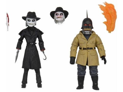 Blade & Torch - Puppet Master - Neca