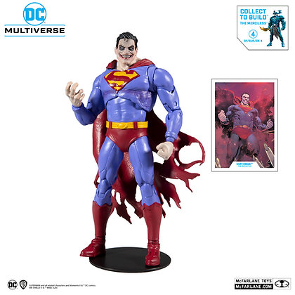 Superman Infected - Dark Knight Metal - McFarlane