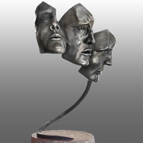 Three Faces - price upon request