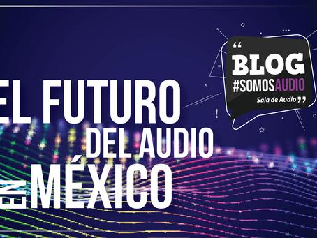 ¿Te has preguntado cuál es el futuro de la industria del audio en México? 🔮 Para saber a dónde vamo