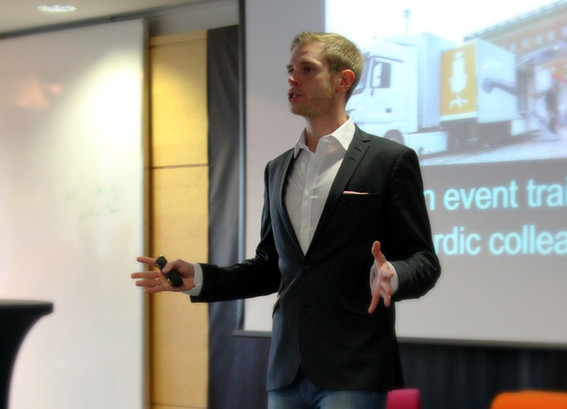 GLOBAL CUSTOMER PITCH. CLICK FOR MORE INFO