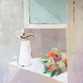 Still Life with Native Flowers