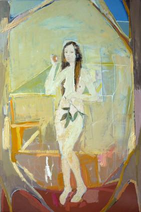 Self-Portrait as Eve