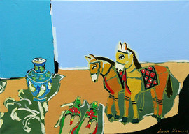 Souvenirs for Matisse