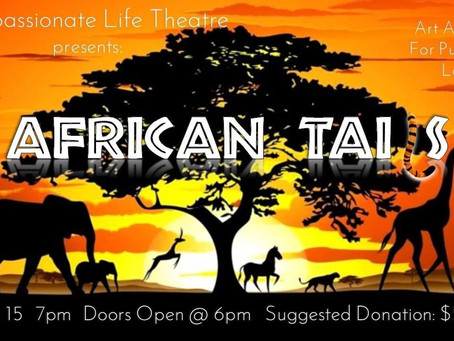 African Tails tonight!
