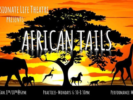 Africa Tails Tryouts