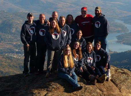 The 2018 eSwatini Team trip!