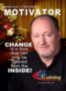 Cover of AMericas Christian Motivator Magazine