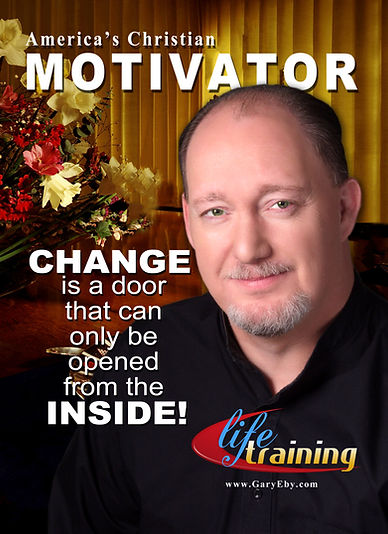 Cover of AMericas Christian Motivator Magazine