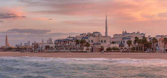 Morning Dubai