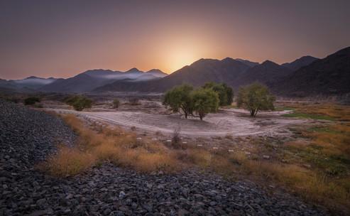 Hatta Sunset