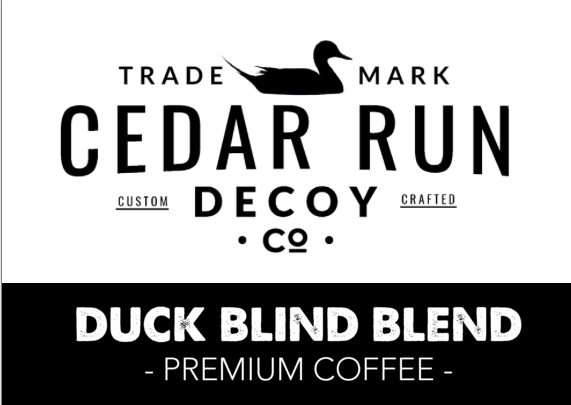 Duck Blind Blend Coffee (12 oz.)