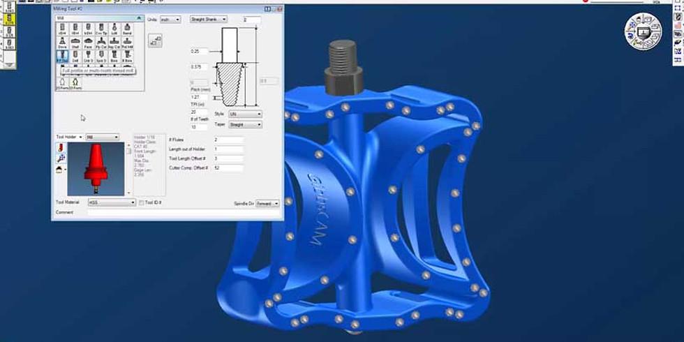 GibbsCAM 2D Milling