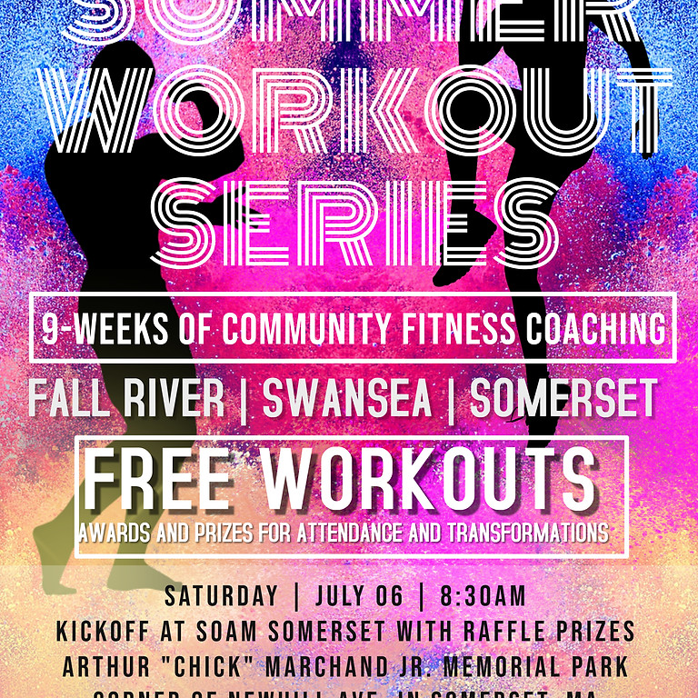 Free Community Summer Workout Series