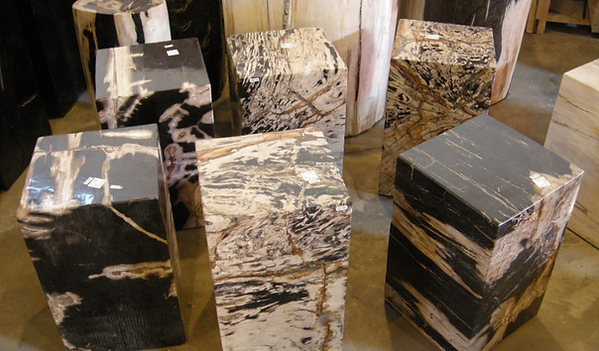 Petrified Wood Square