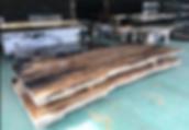 Petrified Wood Table Top Slab