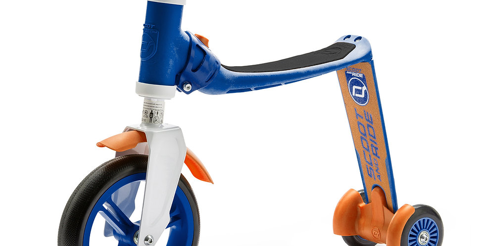 Highwaybaby+ - blue/orange