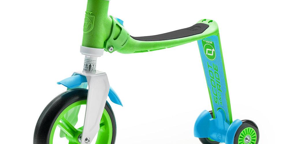 Highwaybaby+ - green/blue