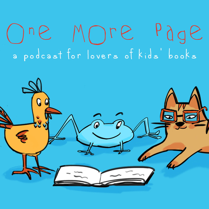 One More Page Podcast, hosted by Nat Amoore, Liz Ledden and me will be launching in February 2018