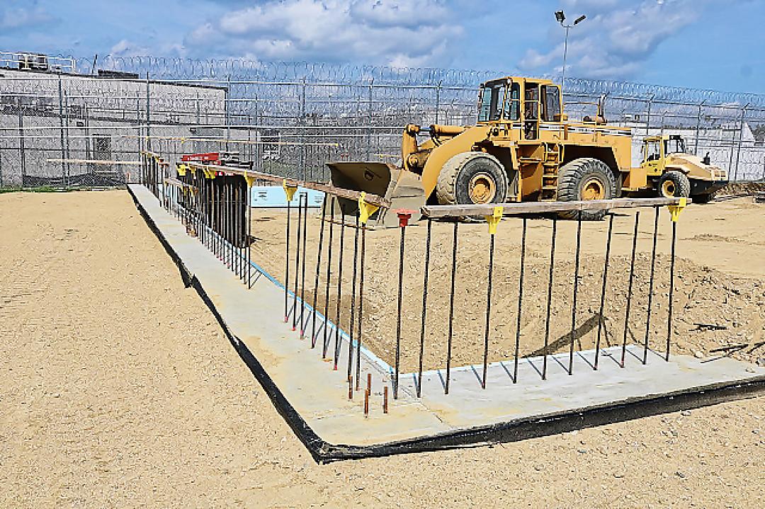 New Construction Site Prep