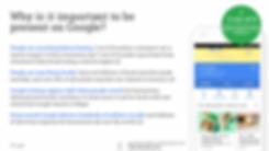 Google notice image