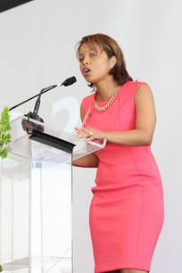 Sharon Kerrick, Business Pitch Finalist