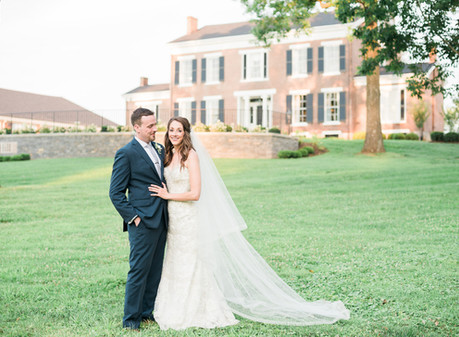Stunning New Kentucky Wedding Venue, Mustard Seed Hill in Millersburg, KY