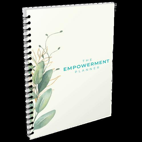 2021 Empowerment Planner (Flower)