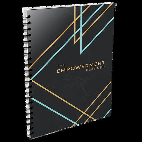 2021 Empowerment Planner (Black)