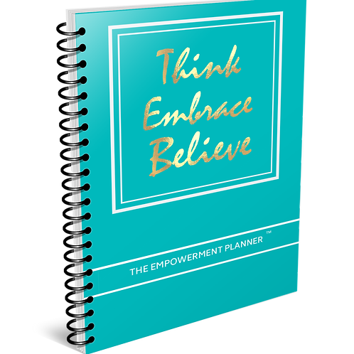 The EMPOWERMENT Planner (gold)