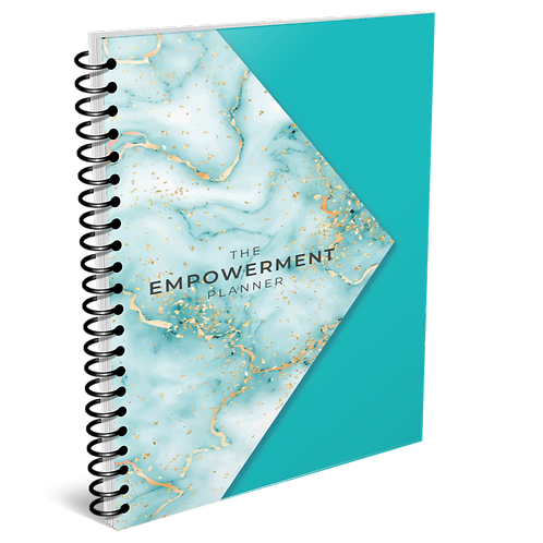 2021 Empowerment Planner (Aqua)
