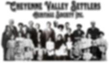 Cheyenne Valley Settlers Heritage Society Inc., Masthead