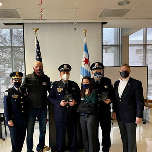 Police Recognition Ceremony