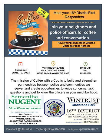 Coffee With A Cop Wintrust Bank.png
