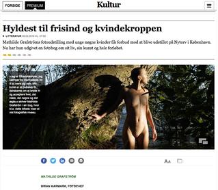 Bog anmeldelse Jyllandsposten